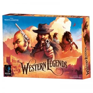 Western Legends Game