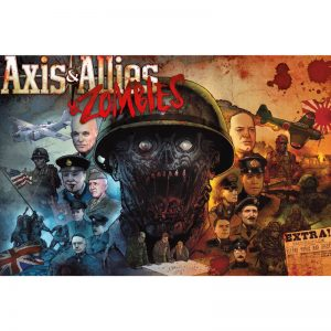 Axis & Allies: Zombies