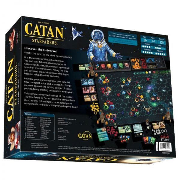 Catan Starfarers back