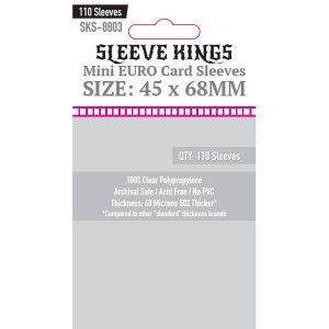 Sleeve Kings: 45x68mm 110 Pack Card Sleeves