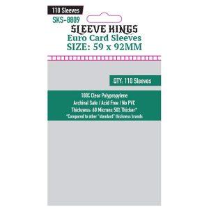 Sleeve Kings: 59x92mm 110 Pack Card Sleeves