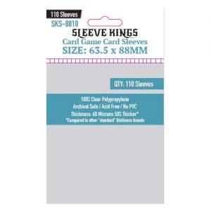 Sleeve Kings: 63.5x88mm 110 Pack Card Sleeves