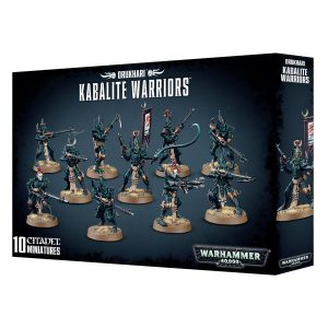 Warhammer: Drukhari Kabalite Warriors