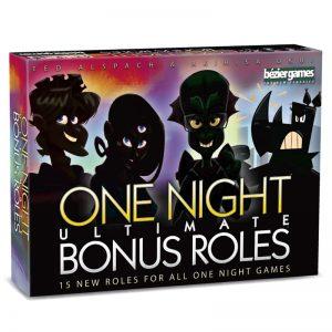 One Night: Ultimate Bonus Roles