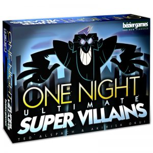 One Night: Ultimate Super Villains