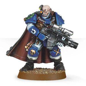 Warhammer: Ultramarines Sergeant Telion