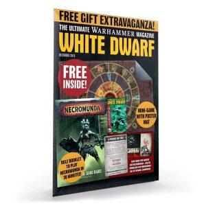 Warhammer Magazine: White Dwarf: December 2019