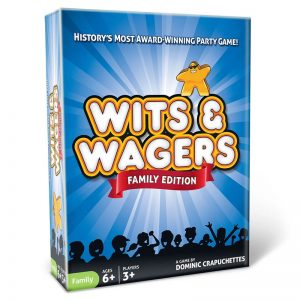 Wits and Wagers: Family Edition