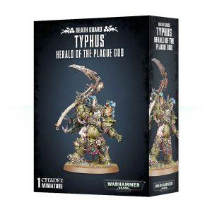 Warhammer 40,000: Typhus: Herald of the Plague God
