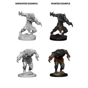 D&D: Nolzur's Marvelous Miniatures: Wave 4 Werewolves
