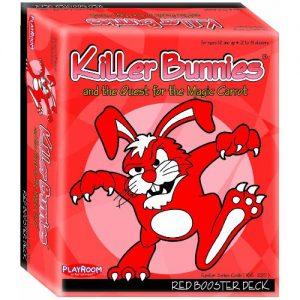 Killer Bunnies: Red Booster Deck