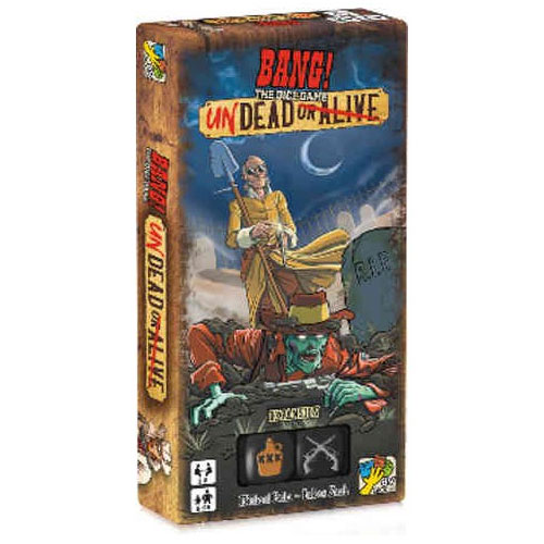 Bang! The Dice Game: Undead or Alive Expansion