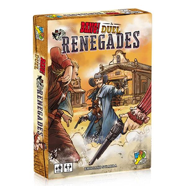 Bang! The Duel: Renegades Expansion