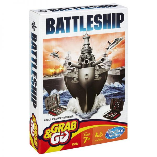 Battleship: Grab & Go