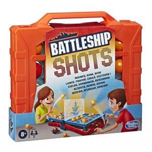 Battleship: Shots
