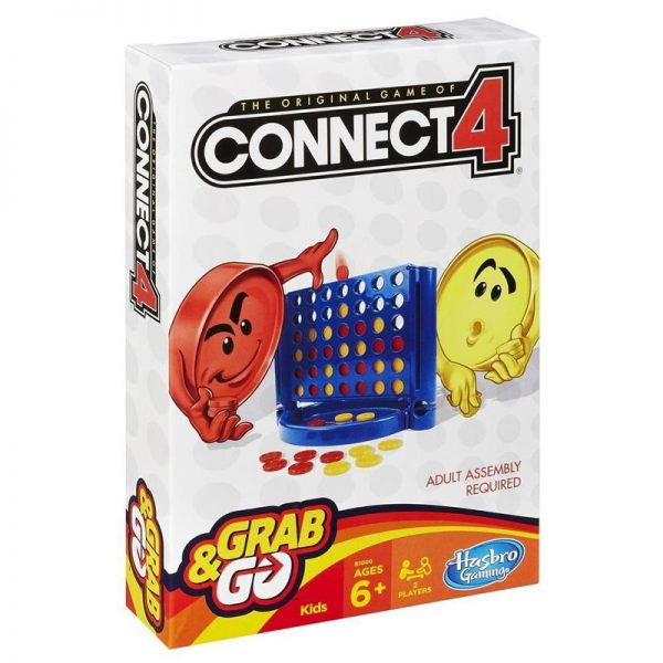 Connect 4: Grab & Go