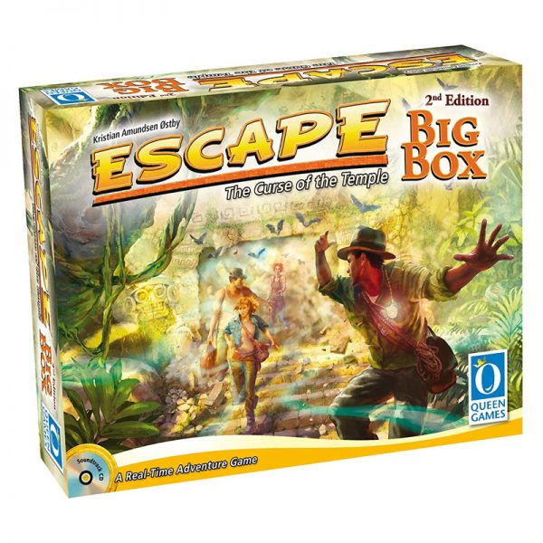 Escape: The Curse of the Temple Big Box
