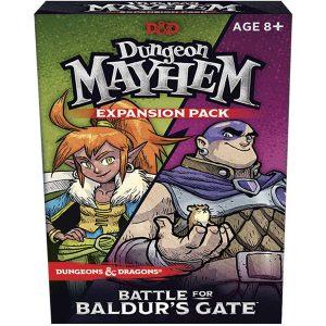 Dungeons & Dragons: Dungeon Mayhem: Battle for Baldur's Gate