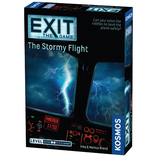 Exit: The Stormy Flight front