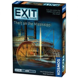 Exit: Theft on the Mississippi front