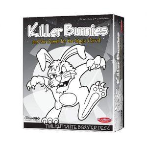 Killer Bunnies: Twilight White Booster Deck