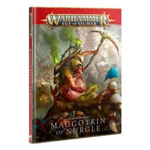 Warhammer: Age of Sigmar: Battletome: Maggotkin of Nurgle