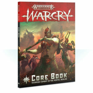 Warhammer Age of Sigmar: Warcry: Core Book