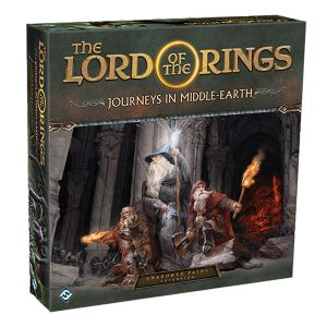 Lord of the Rings: Journeys in Middle-Earth: Shadowed Paths Expansion