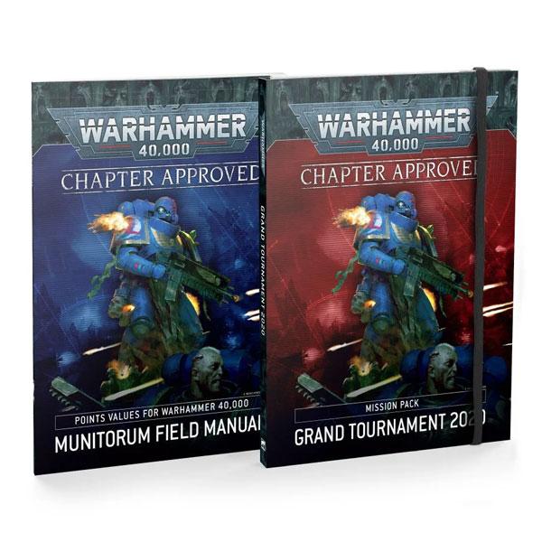 Warhammer 40,000: Grand Tournament 2020 Mission Pack and Munitorum Field Manual