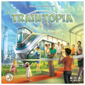 Traintopia Game
