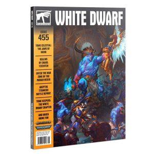 Warhammer Magazine: White Dwarf: 455
