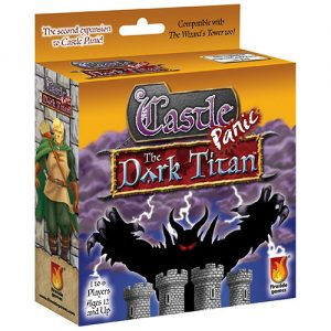 Castle Panic: The Dark Titan Expansion