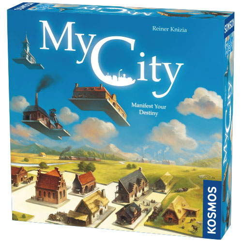 My City Legacy Game