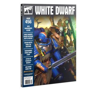 Warhammer Magazine: White Dwarf: 456
