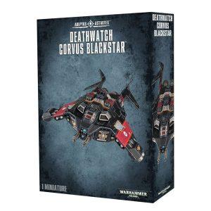 Warhammer 40,000: Deathwatch Corvus Blackstar