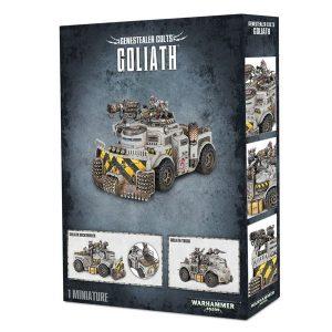 Warhammer 40,000: Goliath Truck | Goliath Rockgrinder