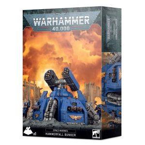 Warhammer 40,000: Hammerfall Bunker