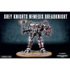 Warhammer 40,000: Grey Knights Nemesis Dreadknight