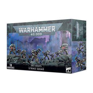 Warhammer 40,000: Strike Squad
