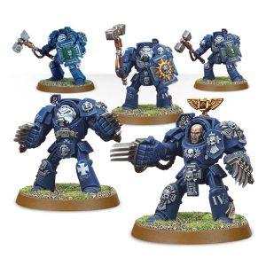 Warhammer 40,000: Terminator Assault Squad