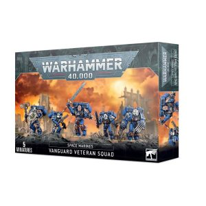 Warhammer 40,000: Vanguard Veteran Squad