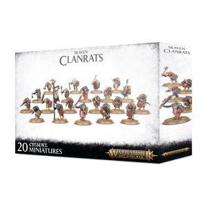 Warhammer: Age of Sigmar: Clanrats