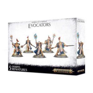 Warhammer: Age of Sigmar: Evocators