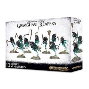 Warhammer: Age of Sigmar: Grimghast Reapers