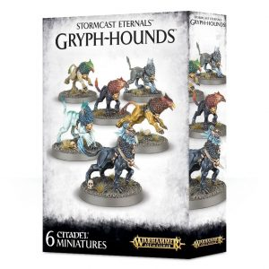Warhammer: Age of Sigmar: Gryph-hounds