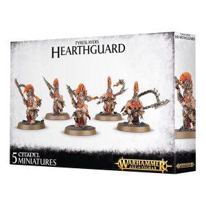 Warhammer: Age of Sigmar: Hearthguard Berzerkers | Auric Hearthguard