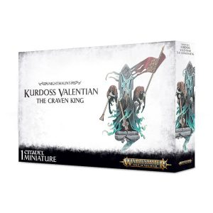 Warhammer: Age of Sigmar: Kurdoss Valentian, The Craven King