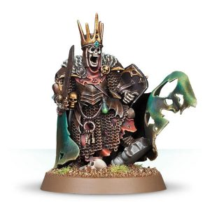 Warhammer: Age of Sigmar: Wight King with Baleful Tomb Blade