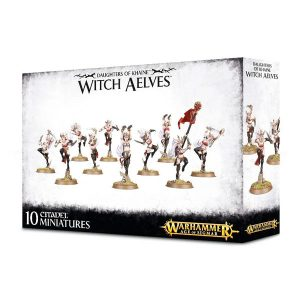 Warhammer: Age of Sigmar: Witch Aelves