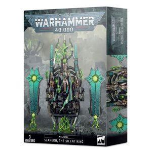 Warhammer 40,000: Szarekh, The Silent King
